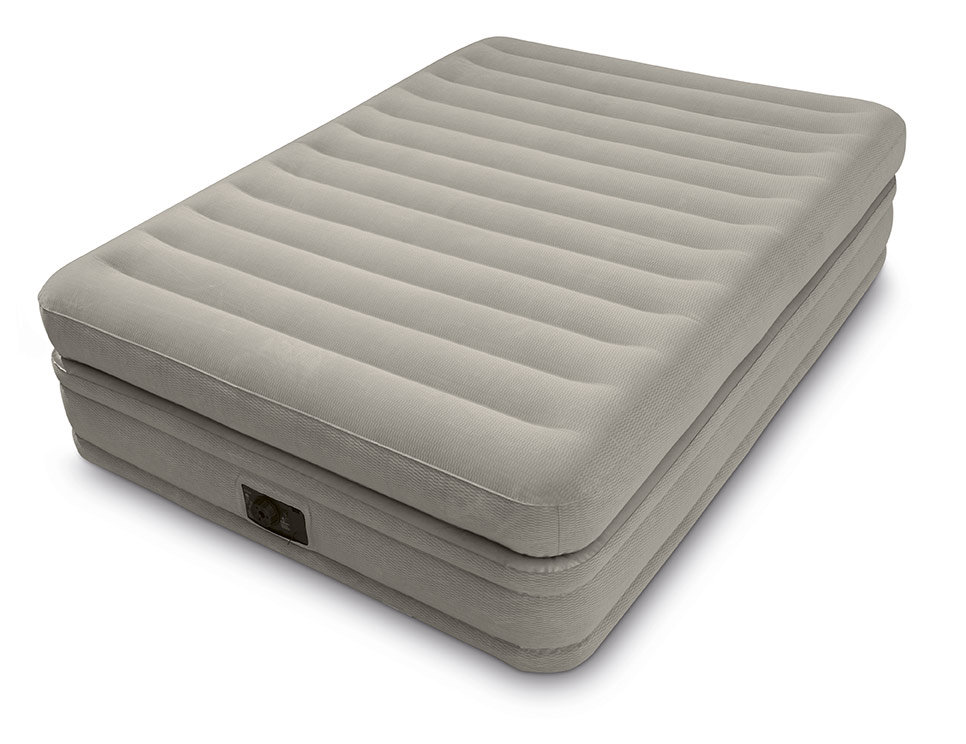 Надувная кровать Intex 64446 Prime Comfort Elevated Airbed
